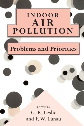Indoor Air Pollution: Problems and Priorities: Leslie, G. B.,