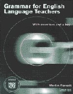 9780521477970: Grammar for English Language Teachers: With Exercises and a Key
