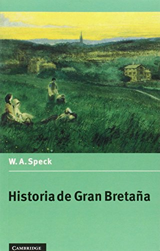9780521478045: Historia de Gran Bretaña (Spanish Language Publishing Programme) (Spanish Edition)