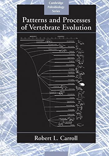 9780521478090: Patterns and Processes of Vertebrate Evolution (Cambridge Paleobiology Series)
