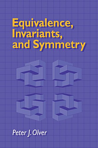 9780521478113: Equivalence, Invariants and Symmetry (London Mathematical Society Lecture Note)
