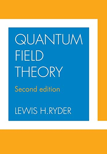 9780521478144: Quantum Field Theory