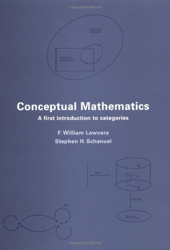 9780521478175: Conceptual Mathematics: A First Introduction to Categories