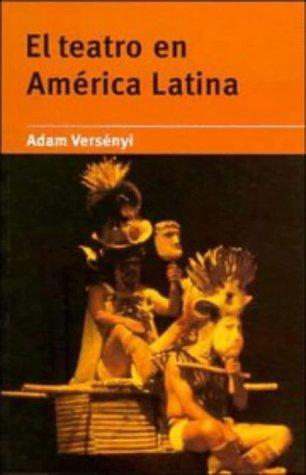 9780521478502: El teatro en América Latina (Spanish Language Publishing Programme) (Spanish Edition)