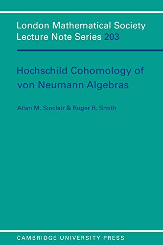 Hochschild cohomology of von Neumann Algebras.: Sinclair, Allan M. & R.R. Smith