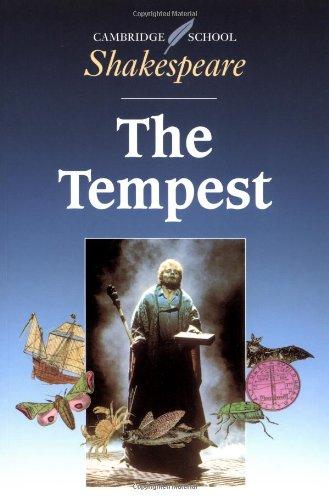 9780521479035: The Tempest (Cambridge School Shakespeare)