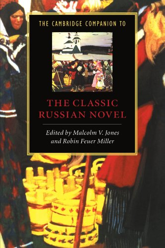 9780521479097: The Cambridge Companion to the Classic Russian Novel