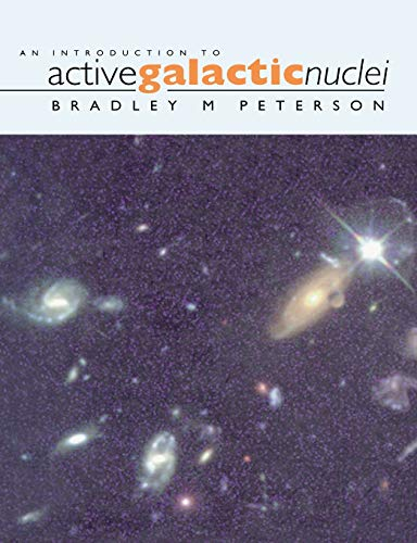 9780521479110: An Introduction to Active Galactic Nuclei