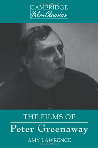9780521479196: The Films of Peter Greenaway