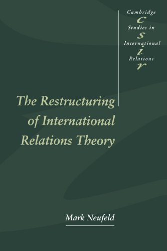 9780521479363: The Restructuring of International Relations Theory (Cambridge Studies in International Relations)