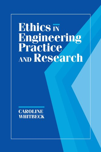 9780521479448: Ethics in Engineering Practice and Research