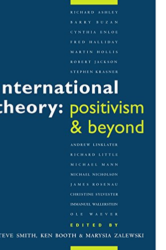 9780521479486: International Theory: Positivism and Beyond