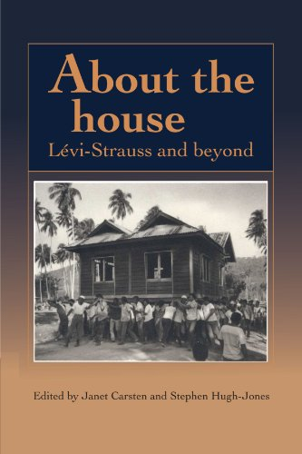 9780521479530: About the House: Lévi-Strauss and Beyond