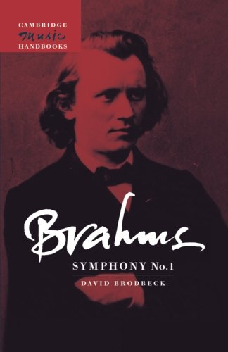 9780521479592: Brahms: Symphony No. 1 (Cambridge Music Handbooks)