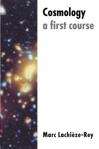 9780521479660: Cosmology: A First Course