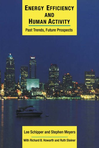 9780521479851: Energy Efficiency and Human Activity: Past Trends, Future Prospects (Cambridge Energy and Environment Series)