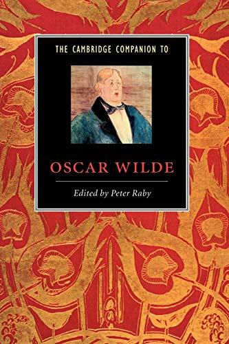 9780521479875: The Cambridge Companion to Oscar Wilde Paperback (Cambridge Companions to Literature)