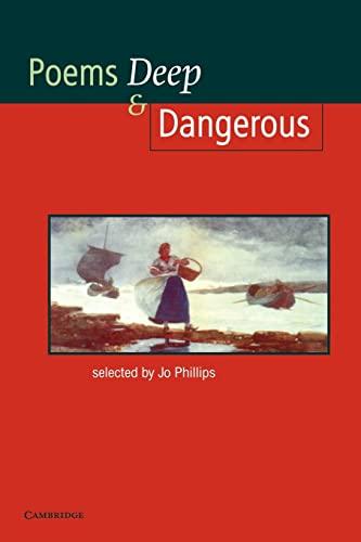 9780521479905: Poems - Deep and Dangerous (Cambridge School Anthologies)