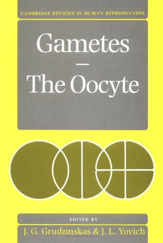 Gametes - The Oocyte: Grudzinskas, J.G.; Yovich, J.L.