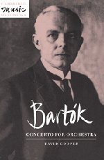 9780521480048: Bartók: Concerto for Orchestra Hardback (Cambridge Music Handbooks)