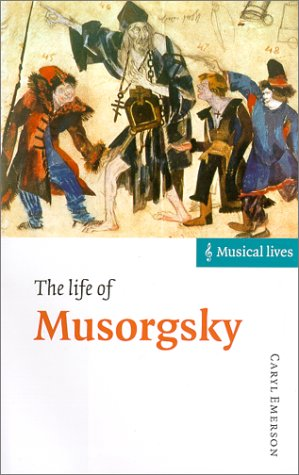 9780521480093: The Life of Musorgsky (Musical Lives)