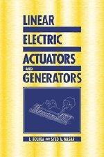 9780521480178: Linear Electric Actuators and Generators