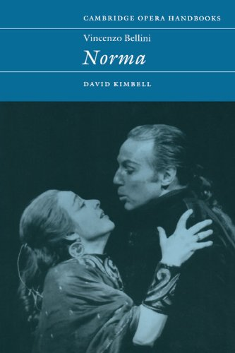 9780521480369: Vincenzo Bellini: Norma (Cambridge Opera Handbooks)