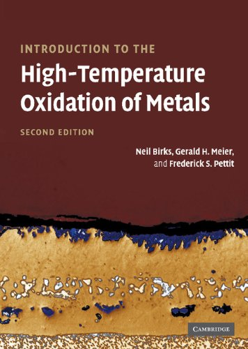9780521480420: Introduction to the High Temperature Oxidation of Metals