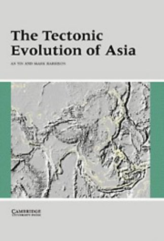 9780521480499: The Tectonic Evolution of Asia (World and Regional Geology)