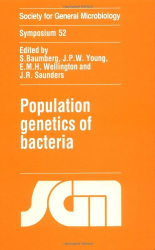 9780521480529: Population Genetics of Bacteria: Symposium 52 (Society for General Microbiology Symposia)