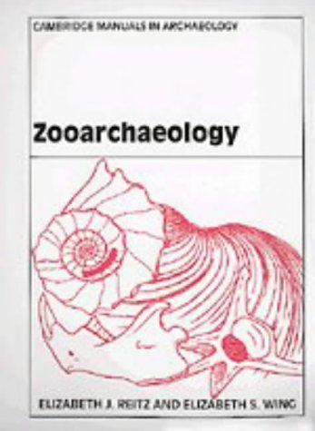 9780521480697: Zooarchaeology (Cambridge Manuals in Archaeology)