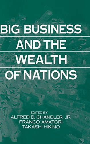 9780521481236: Big Business and the Wealth of Nations