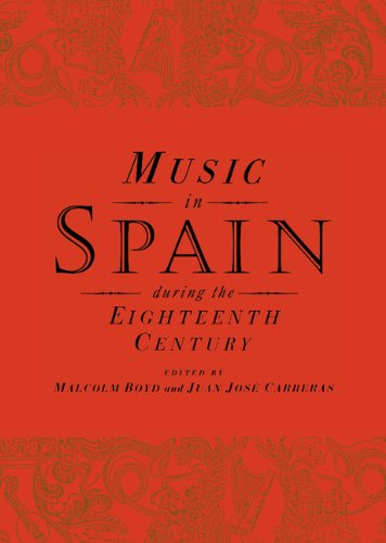 9780521481397: Music in Spain during the Eighteenth Century Hardback