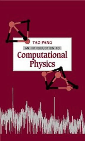 9780521481434: An Introduction to Computational Physics