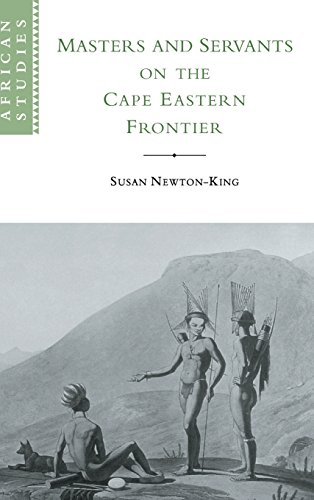 Masters and servants on the Cape Eastern Frontier