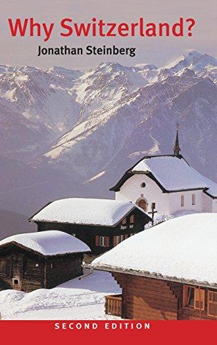 9780521481700: Why Switzerland?