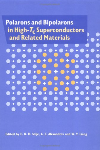 9780521481755: Polarons and Bipolarons in High-Tc Superconductors and Related Materials