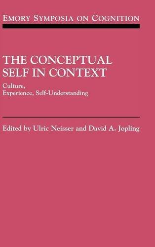 9780521482035: The Conceptual Self in Context (Culture Experience Self Understanding)
