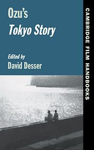 9780521482042: Ozu's Tokyo Story (Cambridge Film Handbooks)