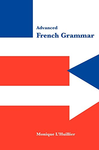9780521482288: Advanced French Grammar Hardback