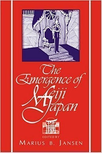 9780521482387: The Emergence of Meiji Japan