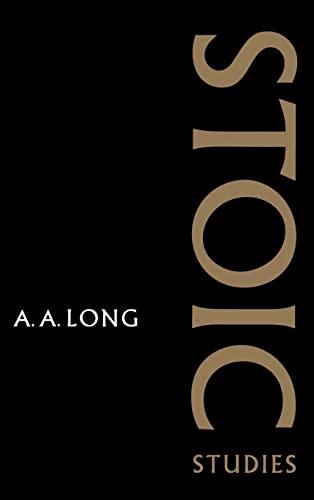 9780521482639: Stoic Studies