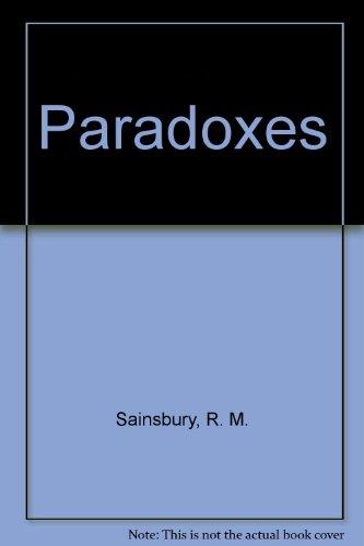 9780521482844: Paradoxes