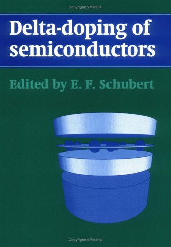 9780521482882: Delta-doping of Semiconductors