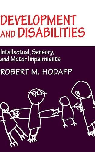 9780521482943: Development and Disabilities: Intellectual, Sensory and Motor Impairments