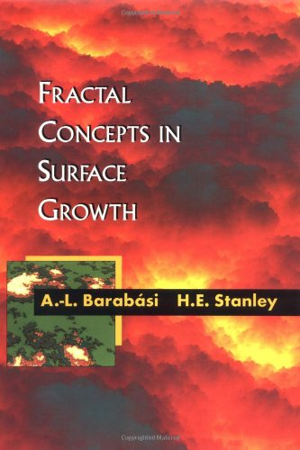 9780521483087: Fractal Concepts in Surface Growth
