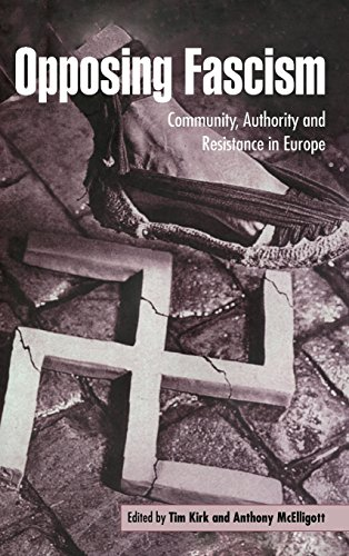 9780521483094: Opposing Fascism: Community, Authority and Resistance in Europe