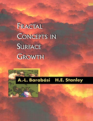 9780521483186: Fractal Concepts in Surface Growth