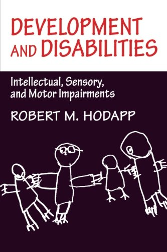 9780521483384: Development and Disabilities: Intellectual, Sensory and Motor Impairments