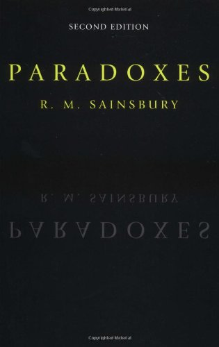 9780521483476: Paradoxes